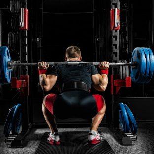 Squat đúng cách với mục tiêu 100 lần mỗi ngày