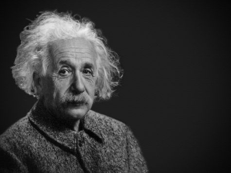 Albert Einstein - elle man 2