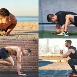 8 bài tập giảm cân hiệu quả cho các chàng trai