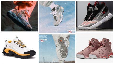 6 phát hành giày thể thao ấn tượng nhất tuần (10/3 - 16/3/2019)