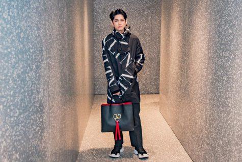 Ong Seong Woo xuất sắc hiện diện trong top thời trang sao nam ở vị trí thứ 5. Ảnh: Life Style Asia