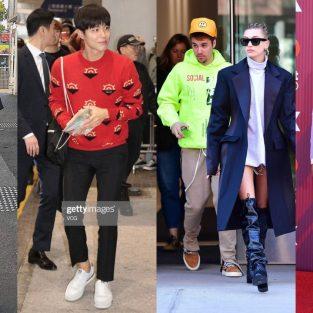 Thời trang sao nam ấn tượng nhất tuần 3 tháng 3/2019