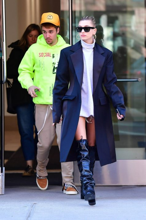 Justin Bieber tiếp tục gây ấn tượng với bản phối mang đậm phong cách đường phố. Ảnh: Vogue