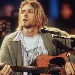 Kurt Cobain - Tượng đài phong cách Grunge của một thời hoàng kim