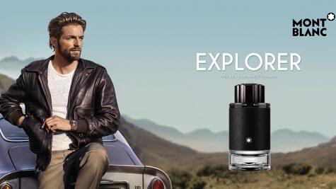 Nước hoa Montblanc Explorer - Mùi hương dẫn lối đến những chuyến phiêu lưu kì diệu