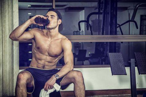 uong protein - ELLE Man -2