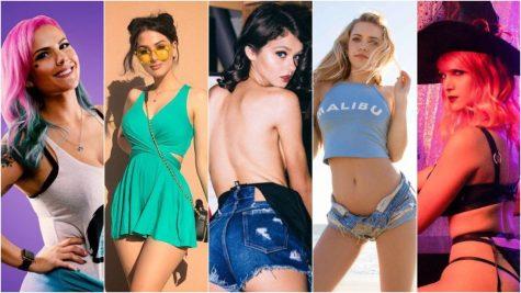 7 phụ nữ quyến rũ nhất giới streamer phương Tây hiện nay