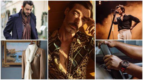 24 tài khoản Instagram giúp cải thiện cách ăn mặc cho cánh mày râu (P.2)