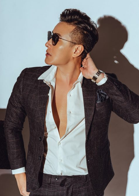 nguyen hung he thong toc gia just style - elle man 1