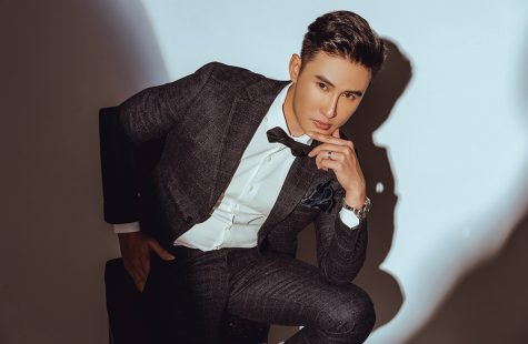 nguyen hung he thong toc gia just style - elle man 2