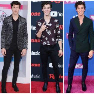 Shawn Mendes và phong cách thời trang ấn tượng