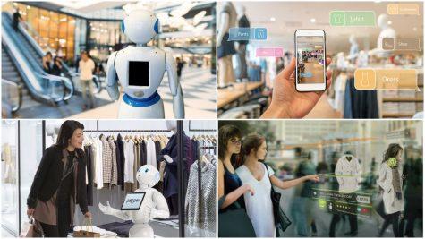Mua sắm quần áo cho tương lai sẽ như thế nào?