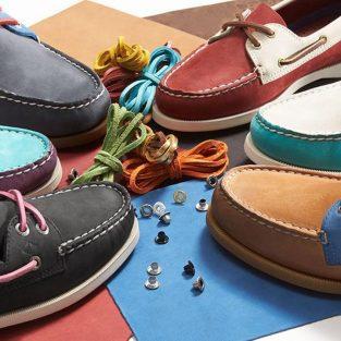 12 mẫu giày thuyền đáng chú cho ngày Hè năng động