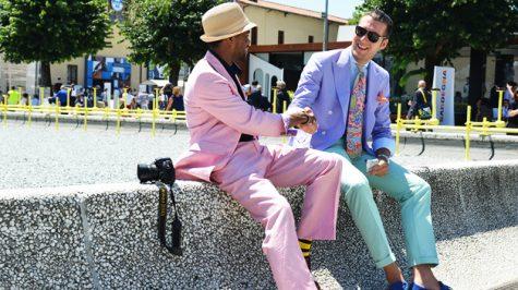Học hỏi cách diện quần áo màu pastel đúng bài