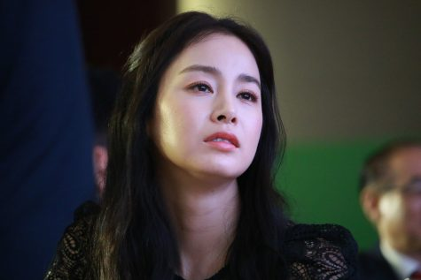 Kim Tae Hee - elle man 3