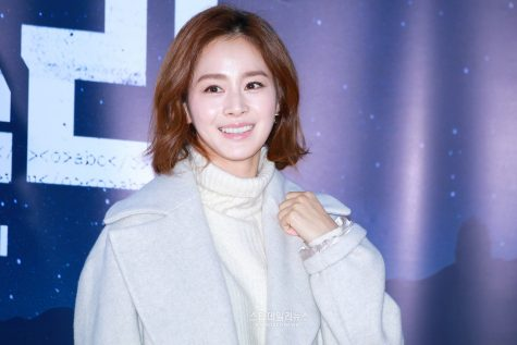 Kim Tae Hee - elle man 4