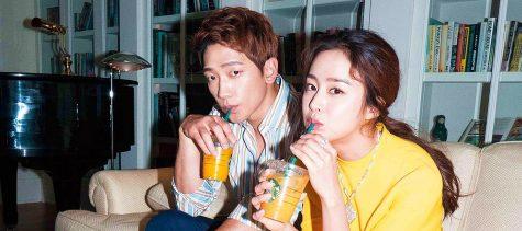 Kim Tae Hee - elle man 5