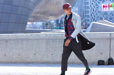 Mạc Trung Kiên bắt đầu xuất hiện thường xuyên trong top sao nam mặc đẹp của tuần. Ảnh: Instagram@mactrungkien_