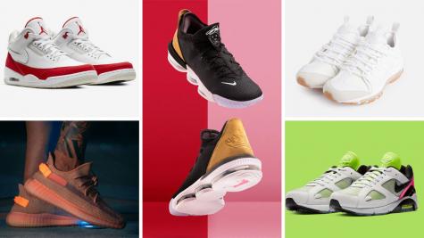 6 phát hành giày thể thao ấn tượng nhất tuần (25/3 – 31/3/2019)