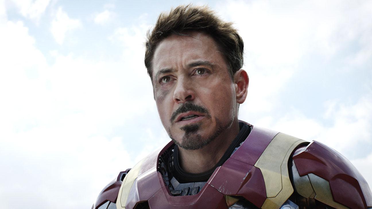 Robert Downey Jr - elle man 3