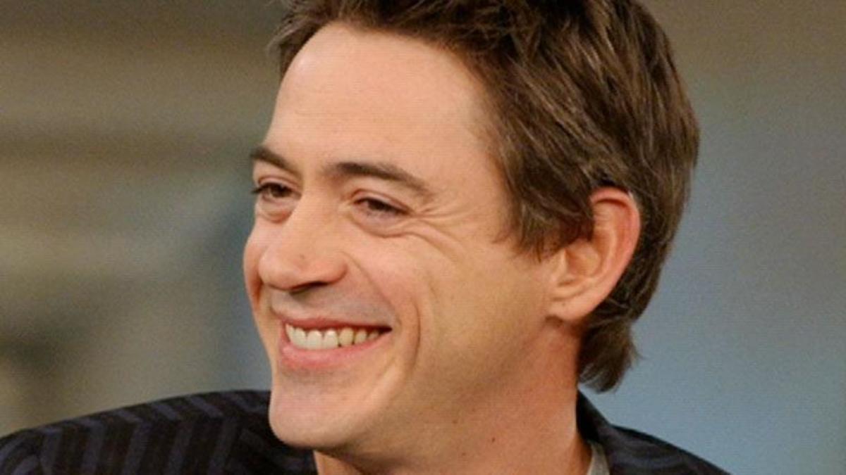 Robert Downey Jr - elle man 4
