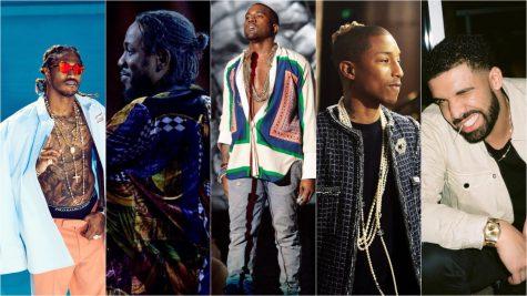 Điểm qua 19 nam nghệ sĩ Hip Hop có gu ăn mặc ấn tượng nhất