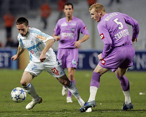 Franck Ribery - ELLE Man -2