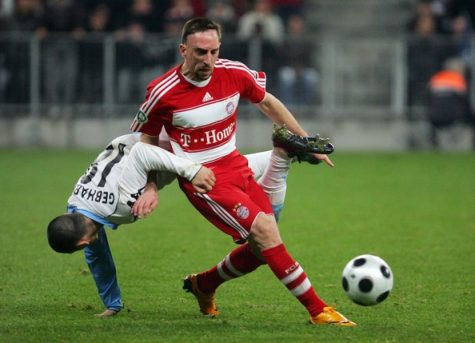 Franck Ribery - ELLE Man -3