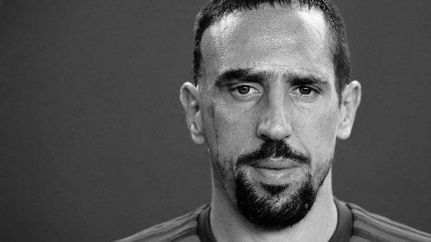 Franck Ribery - ELLE Man -7