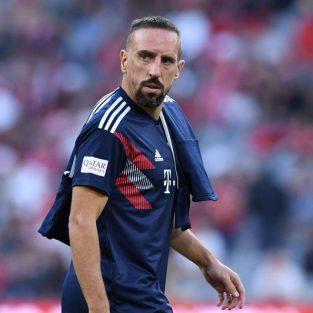 Franck Ribery: Cây xương rồng trong hoang mạc