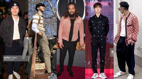 Bảng xếp hạng thời trang sao nam ấn tượng nhất tuần 1 tháng 4/2019