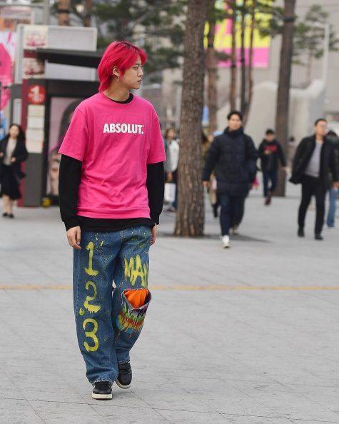 Joo Won Dae lần đầu tiên hiện diện trong top thời trang sao nam ấn tượng. Ảnh: Instagram @Ảnh đại diện của joowondae joowondae