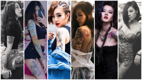 6 nữ thợ xăm Việt xinh đẹp, cá tính hot nhất hiện nay