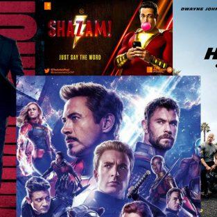 Mùa Hè 2019: Thời điểm rực rỡ của phim bom tấn