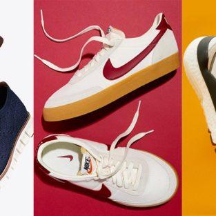 8 đôi giày sneaker mùa Hè không thể thiếu cho người năng động