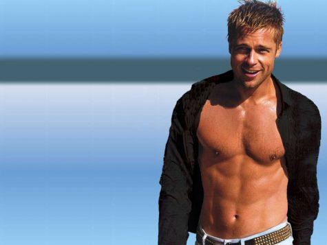 Tập thể hình như Brad Pitt 2