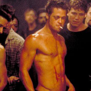 Khám phá chuỗi bài tập thể hình như Brad Pitt trong 'Fight Club'