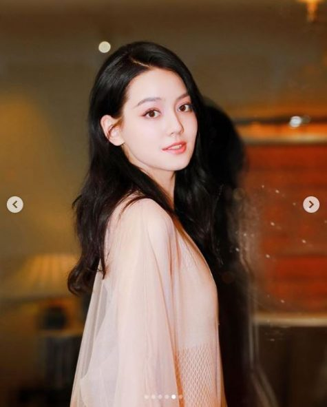 my nu Trung Quoc lai elle man 16