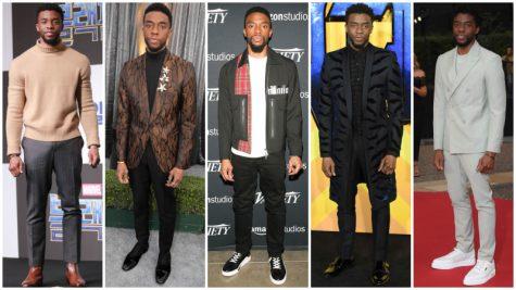 """9 bản phối phong cách thời trang đa dạng của """"Báo Đen"""" Chadwick Boseman"""