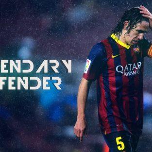 Carles Puyol: Sư tử đầu đàn của sân Camp Nou
