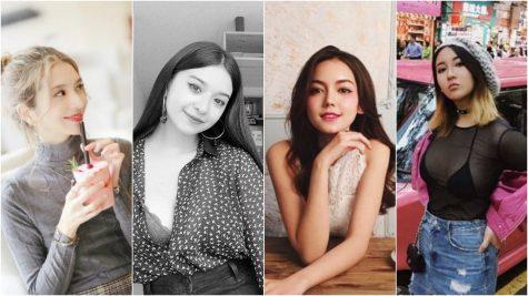 6 mỹ nữ Trung Quốc mang dòng máu lai đáng chú ý hiện nay