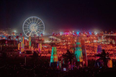 Sân khấu lễ hội Coachella 2019 -4