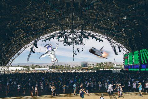 Sân khấu lễ hội Coachella 2019 -2