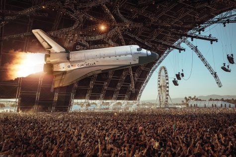 Sân khấu lễ hội Coachella 2019