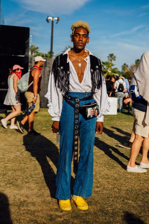 Thời trang nam giới tại Coachella 2019 ELLE Man 9