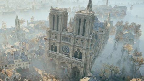 Tựa game Assassin Creed's Unity sẽ góp phần tái thiết Nhà thờ Đức Bà Paris?