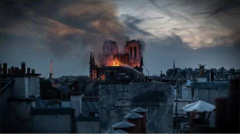 Nhà thờ Đức Bà Paris ELLE Man 014