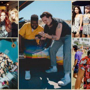 Phong cách thời trang nam nổi bật tại Coachella 2019