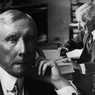 Chìa khóa thành công của Tỉ phú dầu hỏa John Davison Rockefeller
