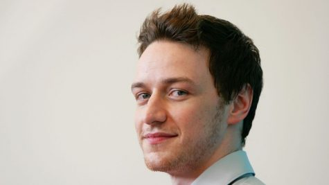 James McAvoy - elle man 1